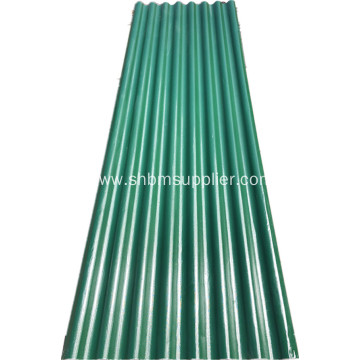 1-5.8m Energy Saving Fireproof Mgo Roofing Sheet